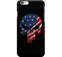 American Skull iPhone Case/Skin