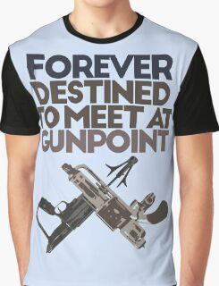 Meet at Gunpoint Graphic T-Shirt
