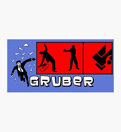 Gruber Photographic Print
