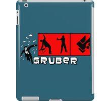 Gruber iPad Case/Skin