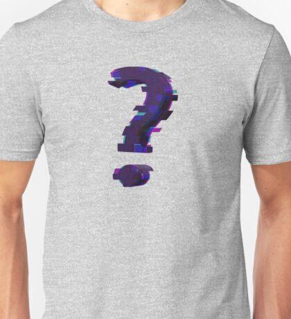 Questions Unisex T-Shirt