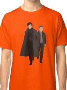 Sherlock and Watson Classic T-Shirt