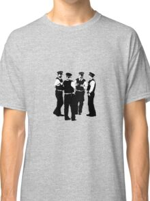 The Laughing Policemen Classic T-Shirt