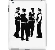 The Laughing Policemen iPad Case/Skin