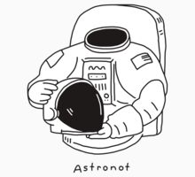 Astronot Kids Clothes