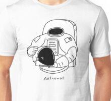 Astronot Unisex T-Shirt