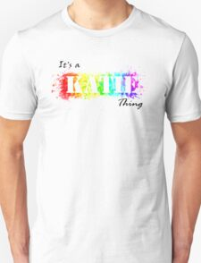 It's a Katie Thing T-Shirt