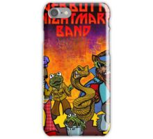 River Bottom Nightmare Band iPhone Case/Skin