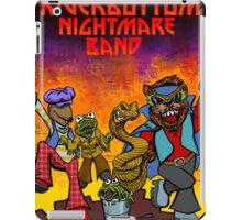 River Bottom Nightmare Band iPad Case/Skin