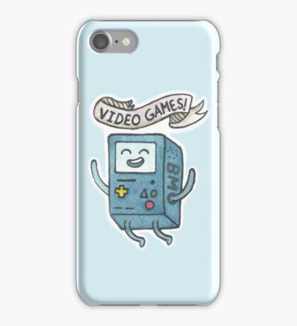 Video Games! iPhone Case/Skin