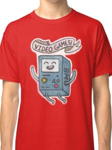 Video Games! Classic T-Shirt