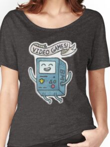 Video Games! Women's Relaxed Fit T-Shirt