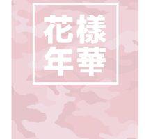 BTS Logo Phone Case by itsangxline