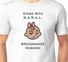 Mad Babies for NARAL Unisex T-Shirt