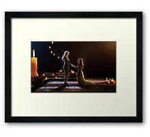 Rise From The Ashes Framed Print
