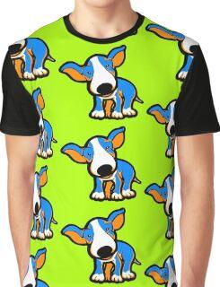 IrnBru English Bull Terrier Puppy  Graphic T-Shirt