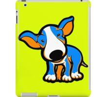 IrnBru English Bull Terrier Puppy  iPad Case/Skin
