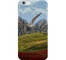 Landscape With Seagull.Impressionism iPhone Case/Skin