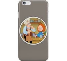 The Puppeteer and his doll  iPhone Case/Skin