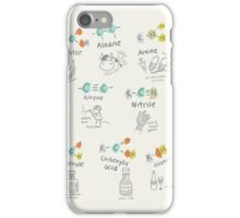 Molecules of Life iPhone Case/Skin