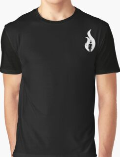 White Beer Belly Mens Room Graphic T-Shirt