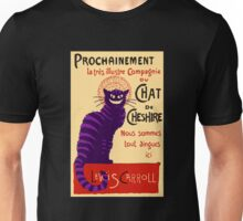 Chat de Cheshire Unisex T-Shirt