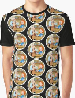 The Puppeteer and his doll  Graphic T-Shirt