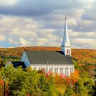 St Mary's Church, Mabou, Cape Breton by kenmo