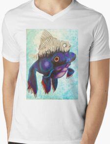 Best Fishes Mens V-Neck T-Shirt