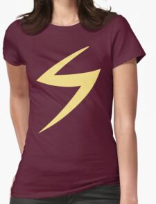 Lightning Bolt Style - Hero - (Designs4You) Womens Fitted T-Shirt