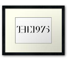 The1975 Framed Print