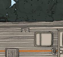 The Walking Dead / Dales RV  Sticker