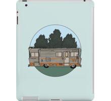The Walking Dead / Dales RV  iPad Case/Skin