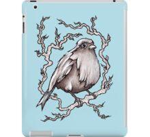 Sitting Pretty Bird iPad Case/Skin