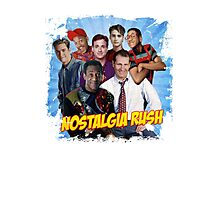 Nostalgia rush Photographic Print
