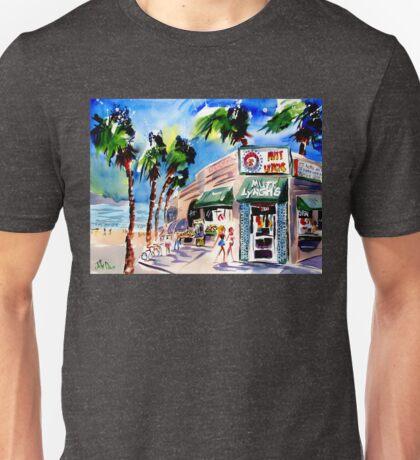 Mutt Lynch's, Newport Beach Unisex T-Shirt