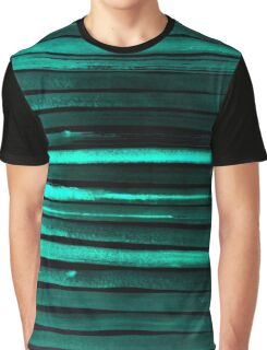 We Have Cold Winter Teal Dreams At Night Graphic T-Shirt