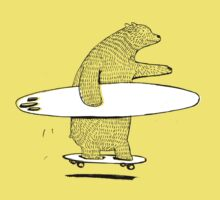 Going Surfing Kids Tee