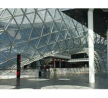 MyZeil Shopping Mall    Photographic Print