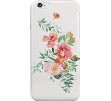 Flower Rain iPhone Case/Skin