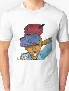 Alternative Black Girl 2 T-Shirt