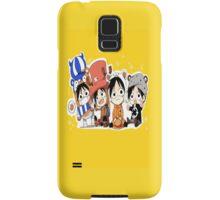 One Piece Luffy Chibi Samsung Galaxy Case/Skin