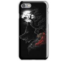 Red Walking Misfits  iPhone Case/Skin
