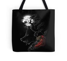 Red Walking Misfits  Tote Bag