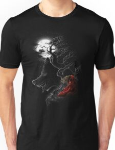 Red Walking Misfits  Unisex T-Shirt