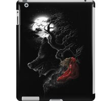 Red Walking Misfits  iPad Case/Skin