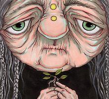Anastorian Elder by Tiffany Dow