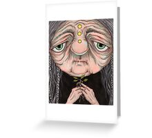 Anastorian Elder Greeting Card