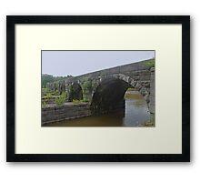 Aqueduct - Finger Lakes Framed Print