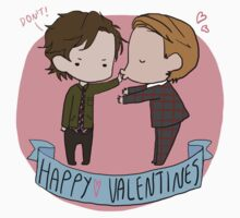 Happy Hannigram Valentines! Kids Tee